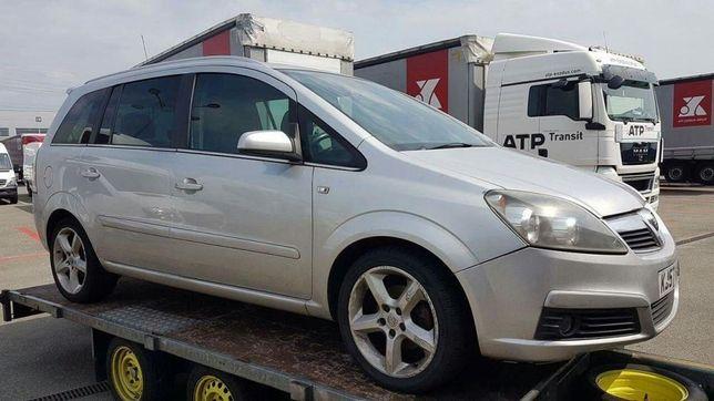 Jenti GM Opel Zafira OPC - R17 + Bonus + Anvelope all season