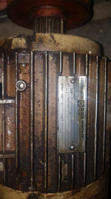 Motor 1.1kw 1450 ,2850rot/min