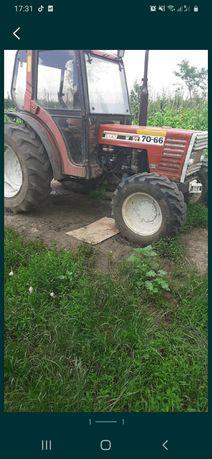 Vând tractor fiat agri cu utilaje