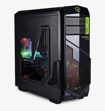 Core i5 7400 /ОЗУ 8 гб/SSD 500 гб /GTX 1050 Ti 4gb dual