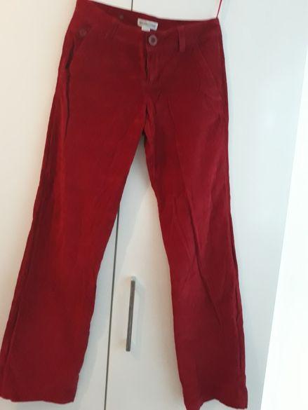 Джънси панталон с широки крачоли,дънкова пола D&G 20лв