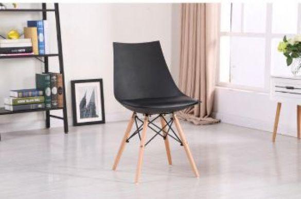 Стол верона 2-черен