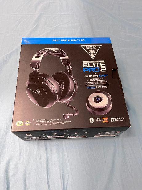 Casti Gaming Turtle beach Elite Pro 2 Headset + SuperAmp PS4/PS5