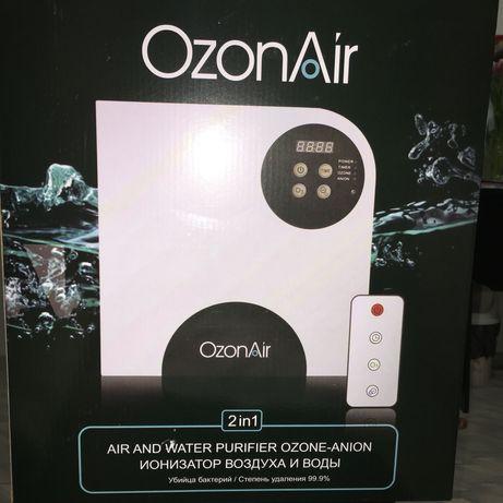 Ионизатор воздуха и воды