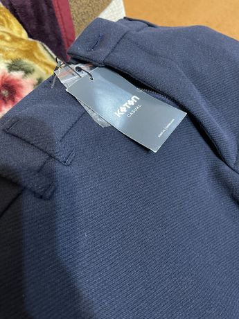 Новые брюки котон 44 размер рубашка L классные , отдам за 11 тысяч
