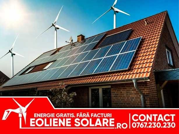 PANOURI SOLARE - panou solar - Instalatie si sistem complet - NEAMT