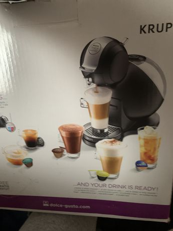 Aparat cafea Dolce Gusto
