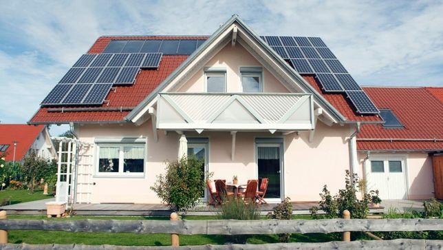 Kit PANOURI FOTOVOLTAICE Sistem cu Acumulator / Invertor / Panou Solar