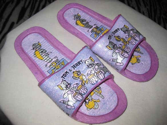 Tom & Jerry Детски Нови Чехли