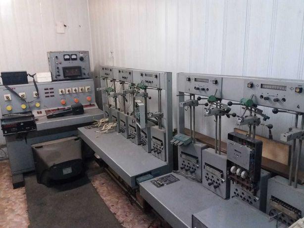Оборудование для поверки и ремонта  электросчетчиков