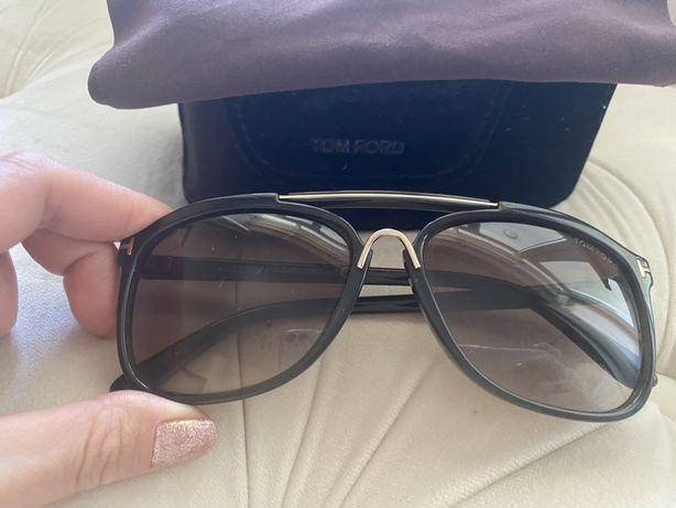 солнцезащитные очки Tom ford original торга нет!