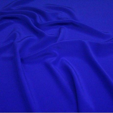 вата двуконечна цвят кралско синьо плат и щрик