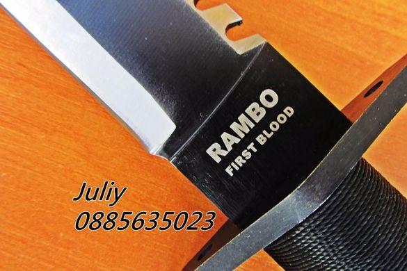 Нож за оцеляване - RAMBO FIRST BLOOD