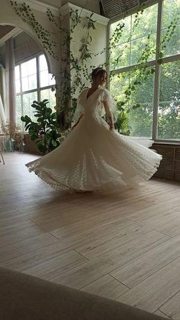 Свадебное платье в европейском стиле