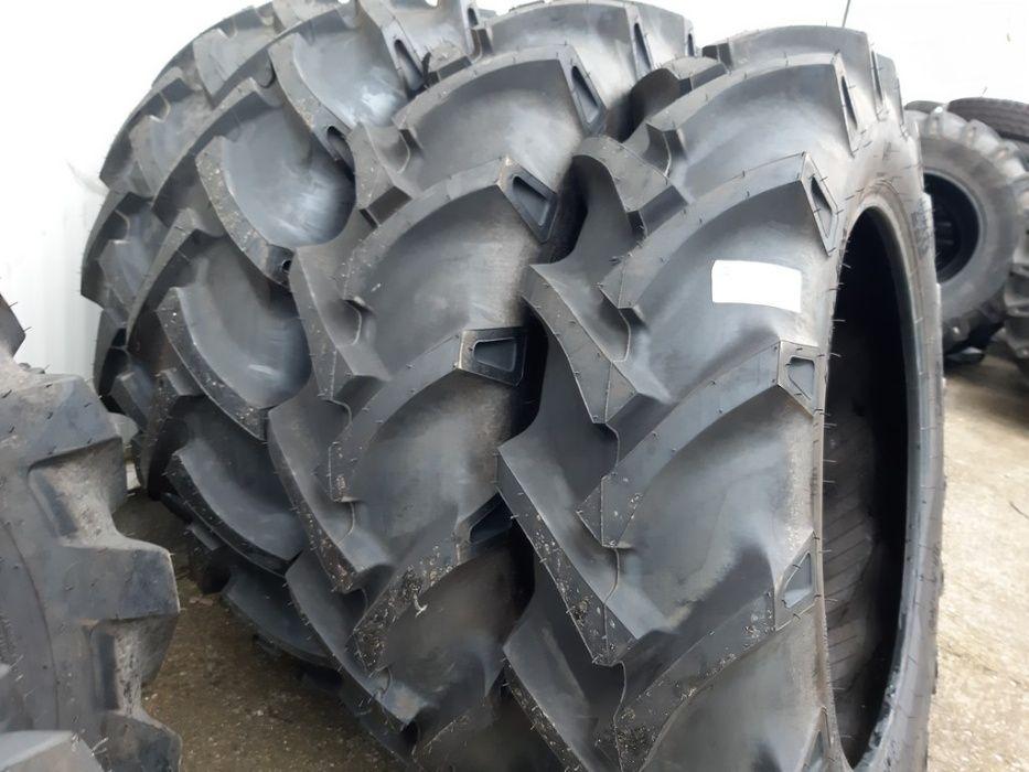 Anvelope noi 11.2-28 cauciucuri BKT cu 8PR livrare rapida tractor Deta - imagine 1