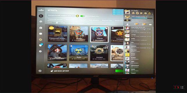 Продам Монитор Acer 165 Гц 27 дюймов с гарантией