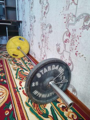 Штанга олимпийский 65 кг