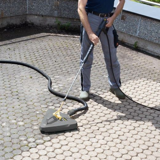Spalare pavaje / beton amprentat / diferite suprafete