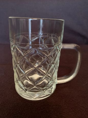 Стъклени чаши - халби за бира