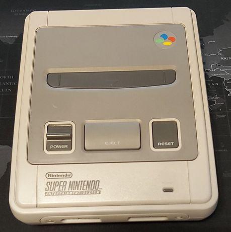 Consolă Joc TV Super Nintendo