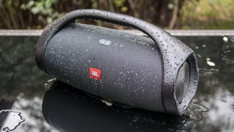 ТОП JBL boombox безжична bluetooth колонка спийкър USB iphone колона гр. Пловдив - image 1
