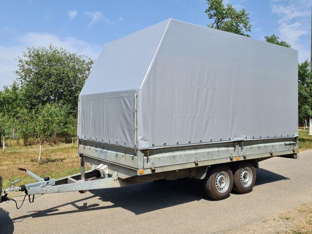 Remorca Brenderup (platforma trailer)