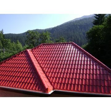 Montaj tabla acoperis / Reparatii acoperisuri / Mansardari case /Tigla
