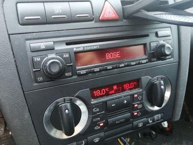 Sistem Audio Böse subwoofer Fabrica Audi a3 8p Coupe Fabricație 2005