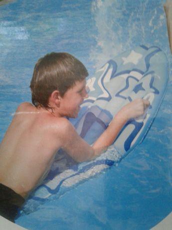 Placa surf gonflabila copii, manere, Bestway 114x46 cm, noua, sigilata