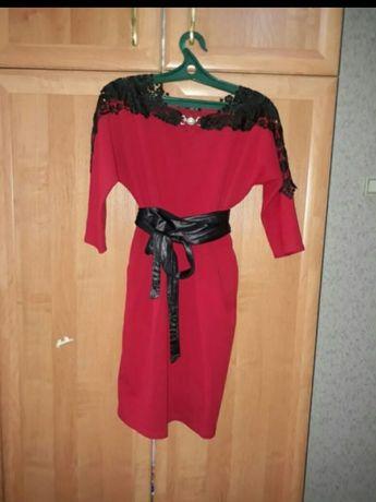 Платье женская.  Повседневный