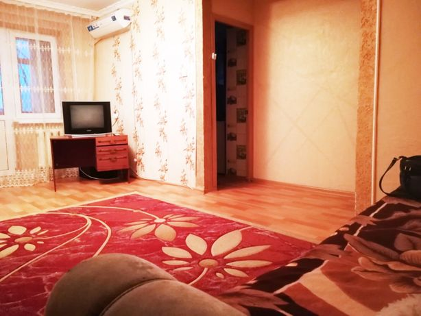 2-х комн. квартира посуточно в центре г. Сатпаев. чисто, уютно, докум
