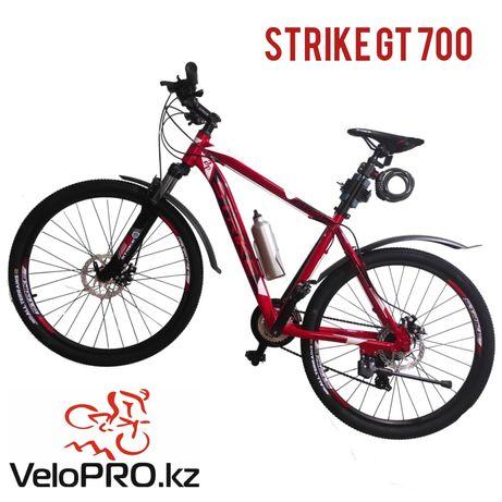 Горный велосипед Strike GT700. Гарантия. Рассрочка. Кредит