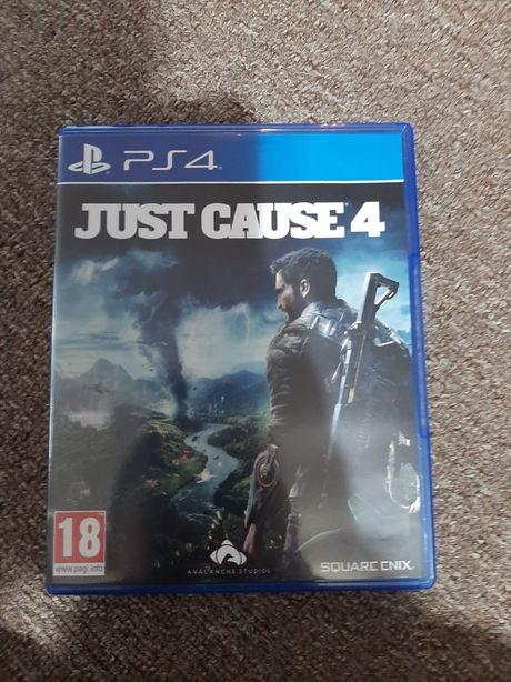 Vând joc JUST CAUSE 4 PS4