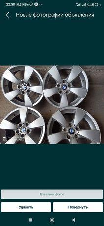 на BMW e60 e34 e39 e70 R17 титановые диски оригинал за 130000 в идеале