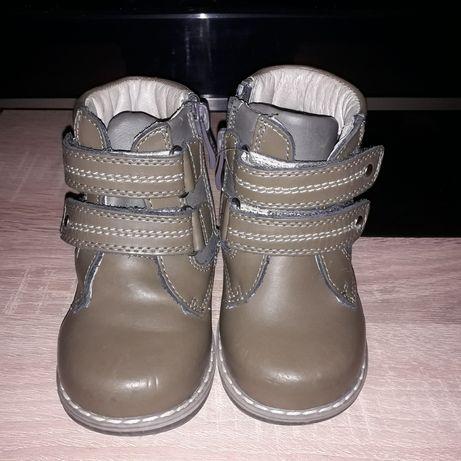 Продам ботинки 21 размер