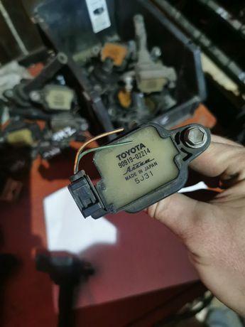 Катушка зажигания 1mz до 99 года 3 литра  Тойота камри 10 аварол еs300