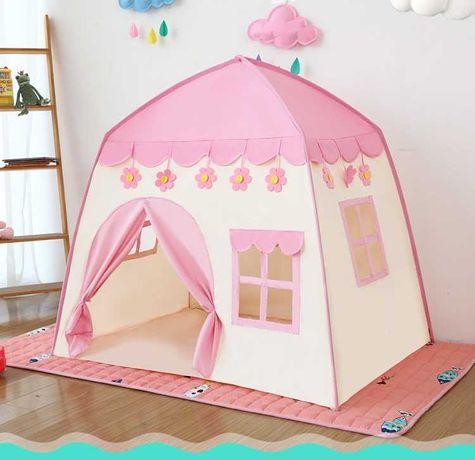 Летняя Ромашка домик для отдыха и детей для принцессы палатка