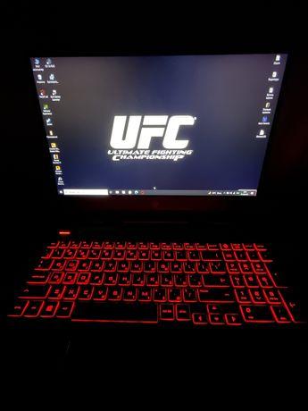 Продам ноутбук HP OMEN 15-dc0033ur (Intel Core i5-8300H/GTX105