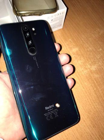 Обменяю Xiaomi redmi note 8 pro