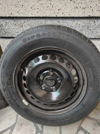 Нова резервна гума с джанта за Audi, VW, Skoda, Seat- 90лв