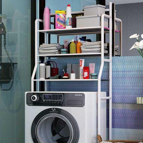 Полка над стиральной машиной унитаза Стойка для ванной Стеллаж Новая