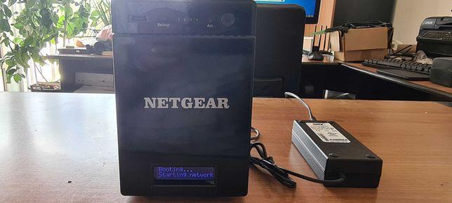 Netgear ReadyNas 31400, 4 bay