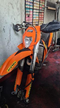 Ktm motocicleta 450