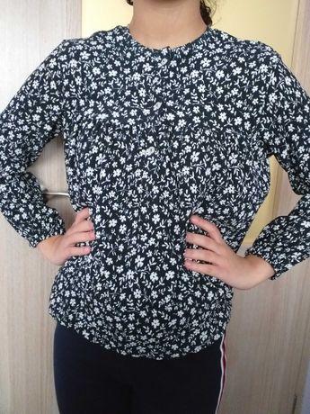 Риза и пола-панталон Zara