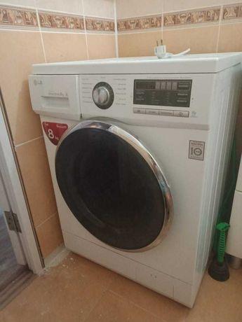 Продам стиральную машинку LG 8 кг.