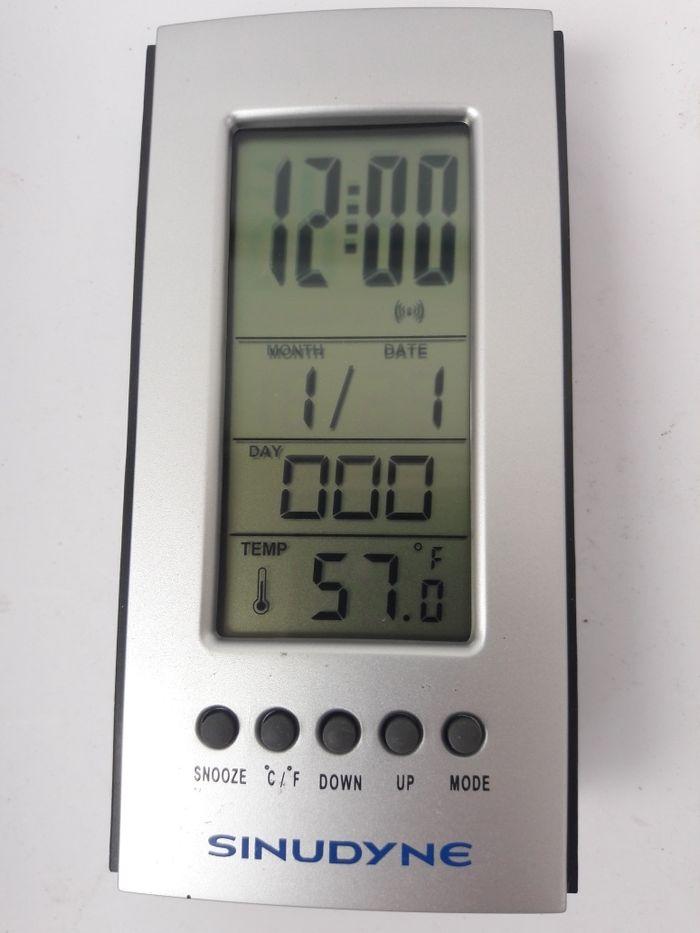 Termometru Sinudyne