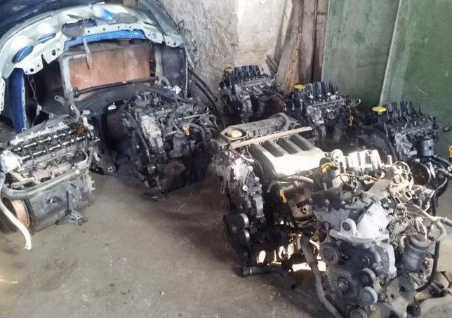 Motor 2.0 diesel Land Rover Freelander 1 td4 GARANTIE 2 ani dezmembrez