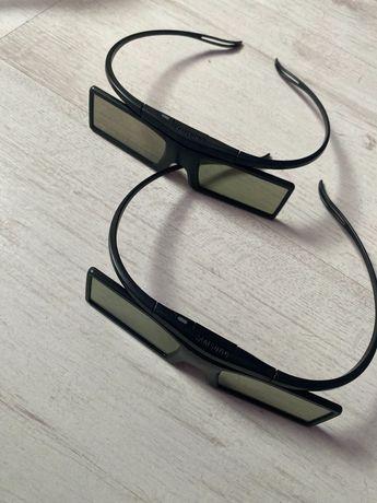 3D очила на samsung за телевизор с включени батерии
