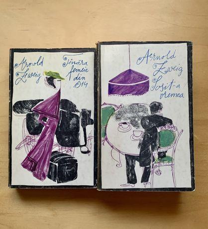 1967!!  Arnold Zweig: Sosit-a vremea / Tinara femeie din 1914