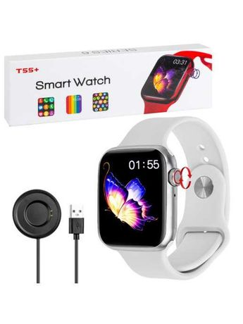 Smart Watch / Смарт-часы/Умные смарт-часы/T55+/ Smart Watch Series 6